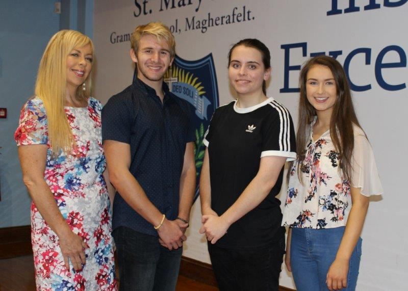Students who achieved 4A*/A Grades